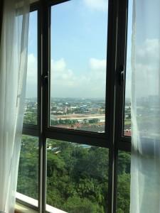 17階からの眺望